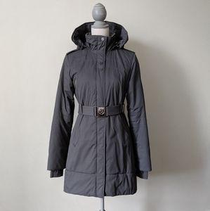 Rare Lululemon Pinnacle Jacket Grey Winter Parka
